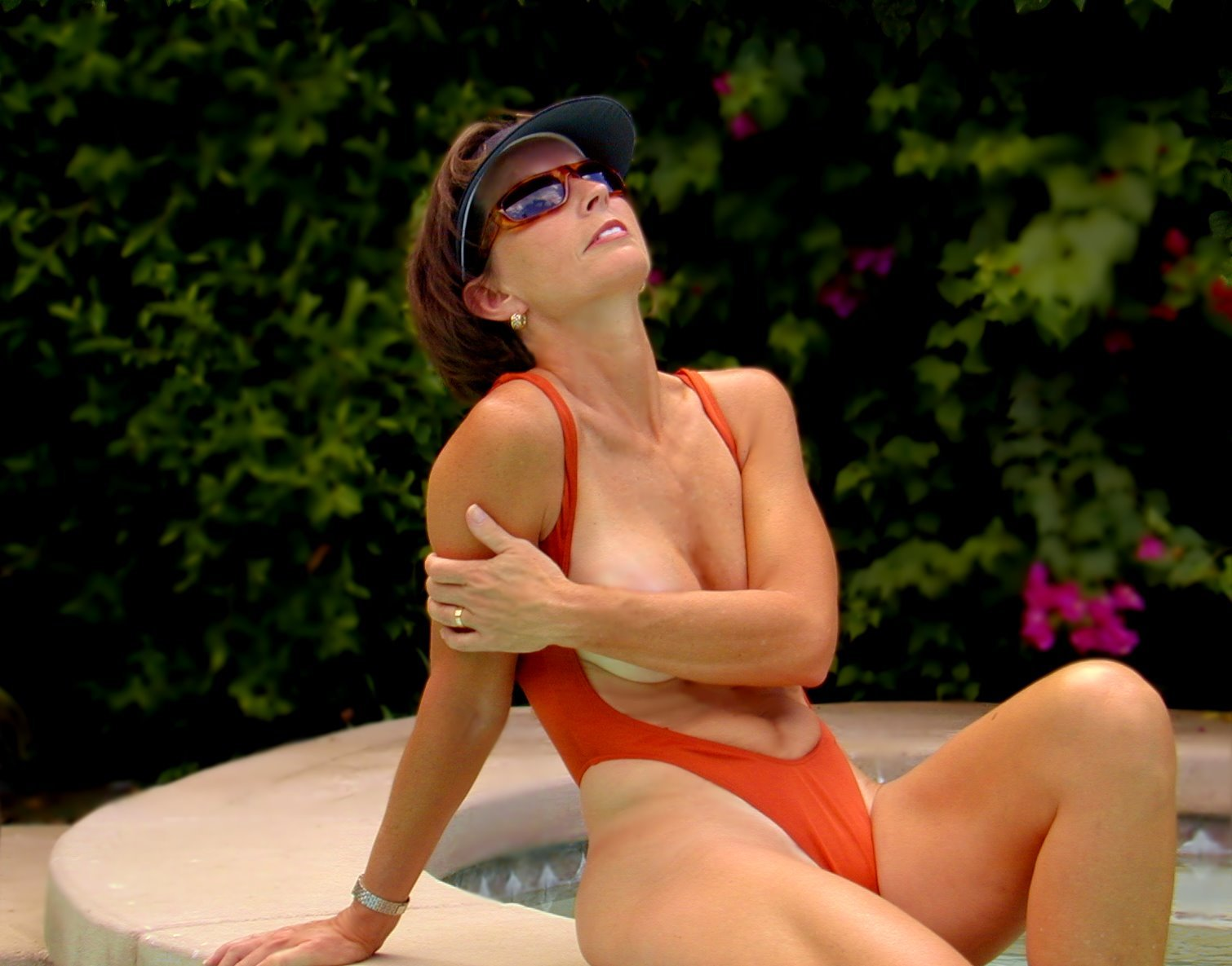 Bathing suit bikini